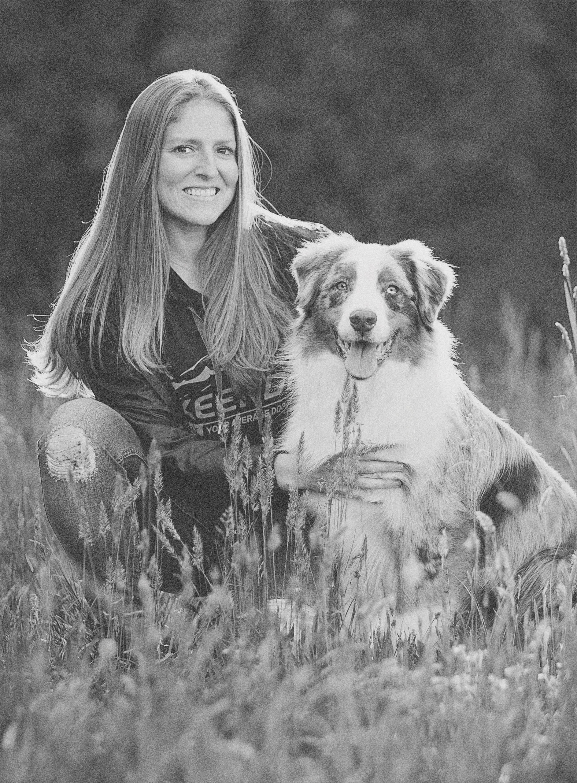 Katrina Kensington - Owner Head Dog Trainer